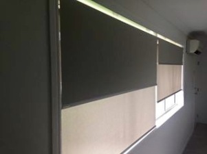 dual rollers blinds hamilton