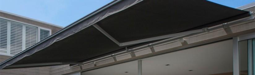 folding arm awning brisbane