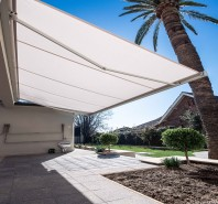 folding arm awning gold coast