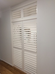 Greenslopes plantation shutters study