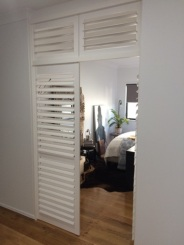 Greenslopes plantation shutters