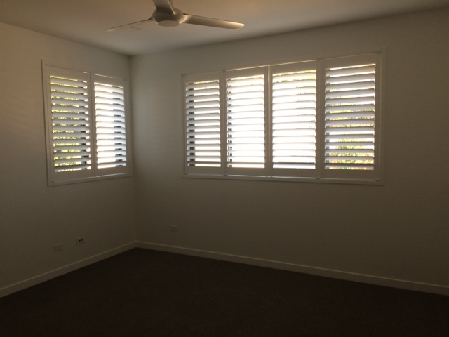 Greenslopes timber shutters