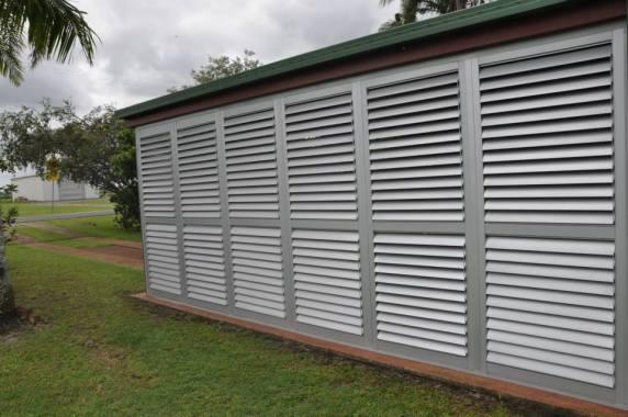 aluminium shutters Tallai