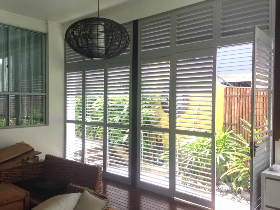 external shutters Wynnum