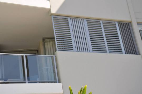 external fixed shutters Victoria point