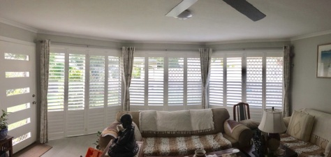 plantation shutters Victoria point