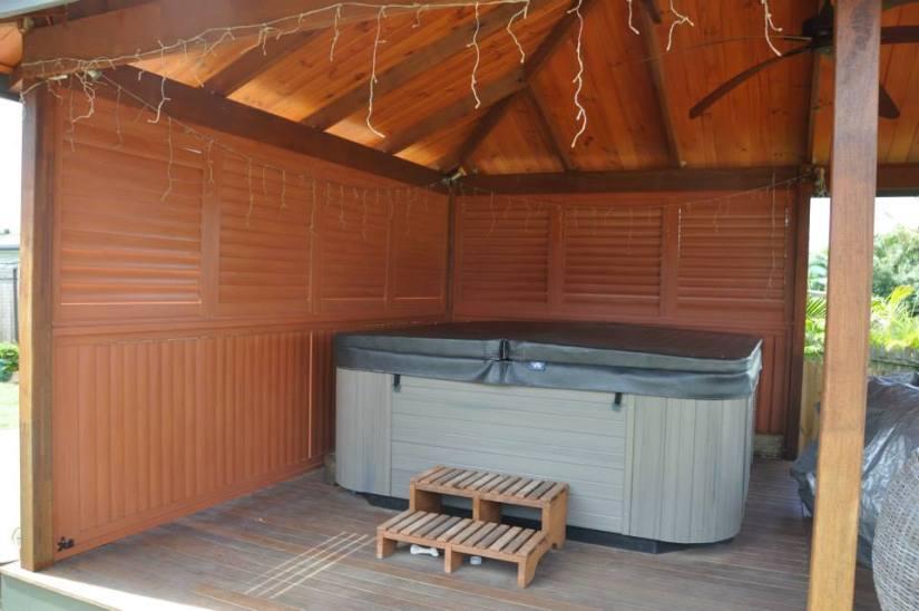 external shutters Ormeau