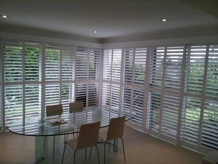 plantation shutters holland park