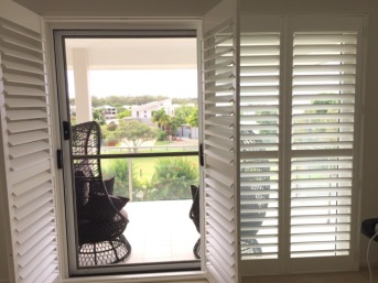 plantation shutters Sanctuary Cove