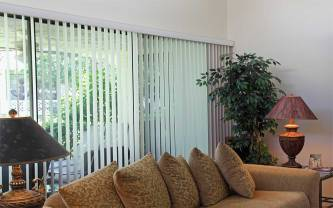 vertical blinds newstead