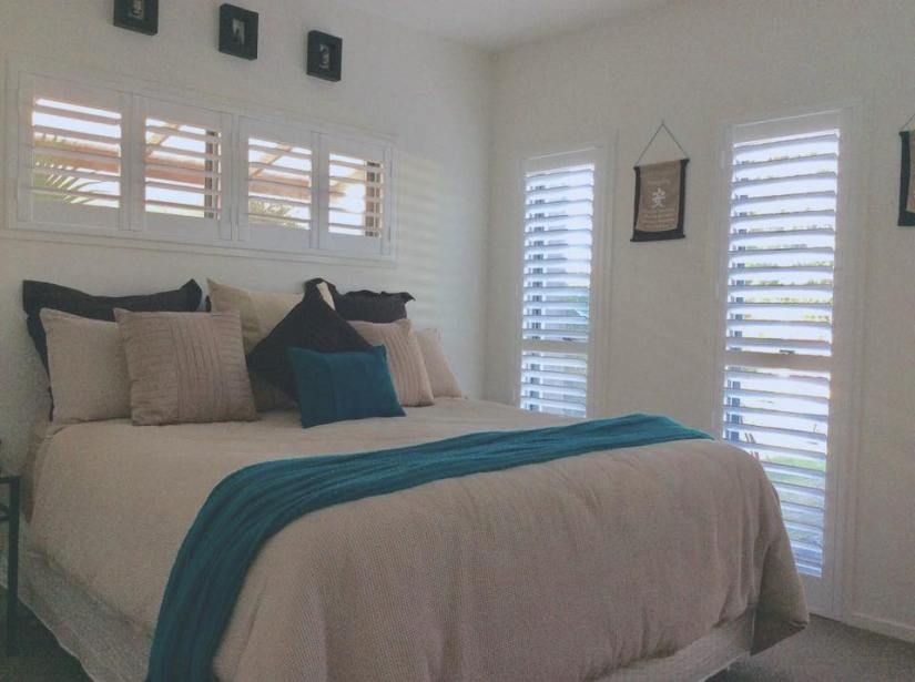 white plantation shutters south brisbane